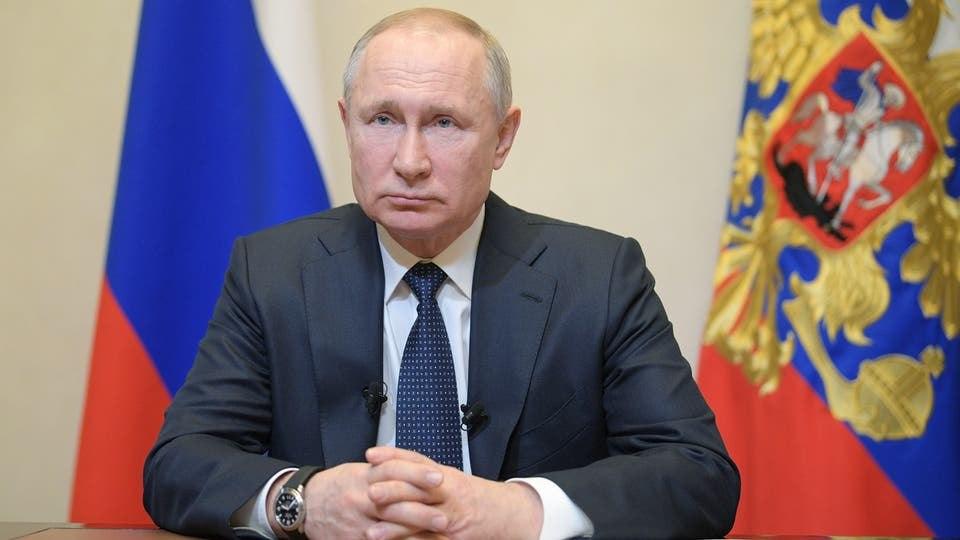 الرئيس بوتين: روسيا تدعم الجهود الرامية إلى تحقيق استقرار الوضع في اليمن